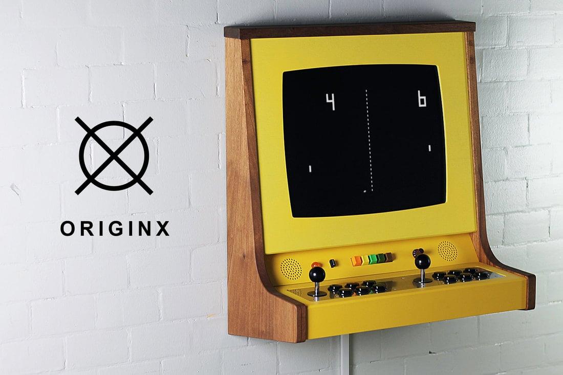 OriginX Arcade Cabinet