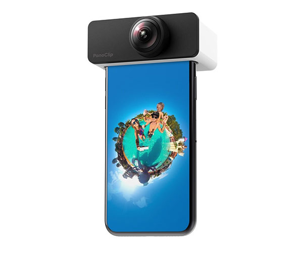 PanoClip 360º Lens for iPhone