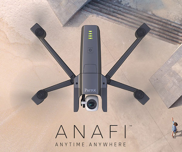 Parrot Anafi 4K Drone