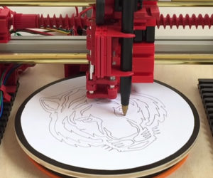 Polar Drawing Machine