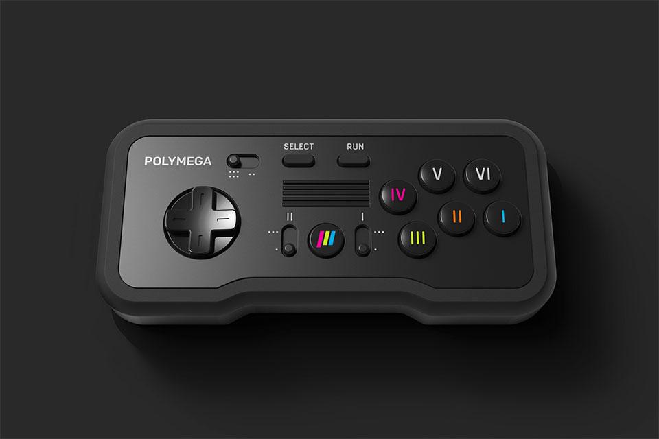 Polymega Modular Retro Console