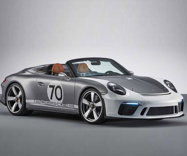 Porsche 918 Spyder Concept: Porsche 918 Spyder Off-Road