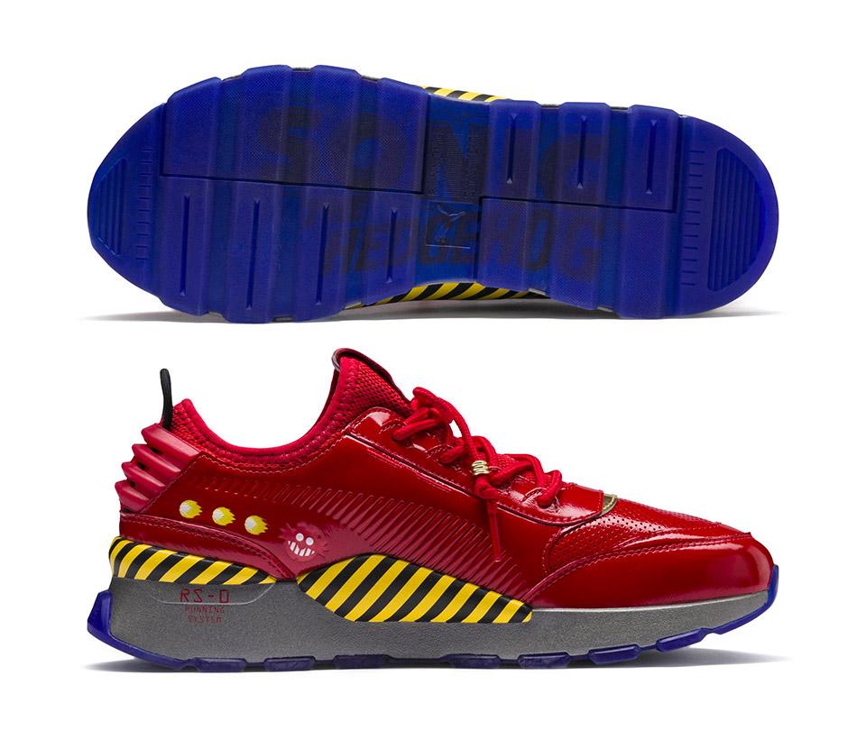 PUMA x SEGA RS-0 Sonic