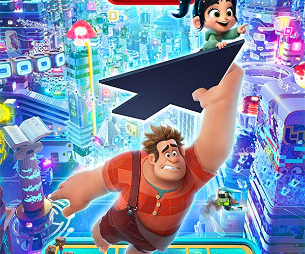 Ralph Breaks the Internet (Trailer)