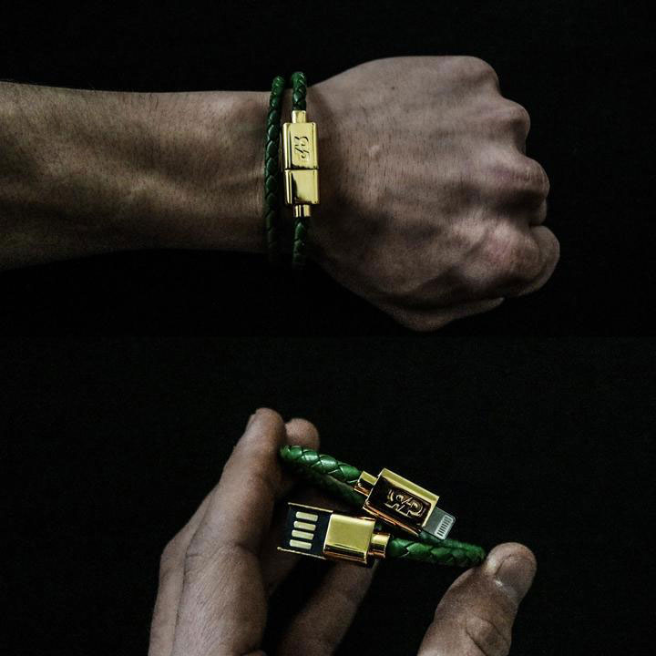 Revive Cable Bracelets