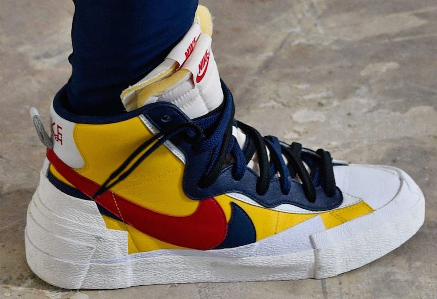 Sacai x Nike Hybrid Collection