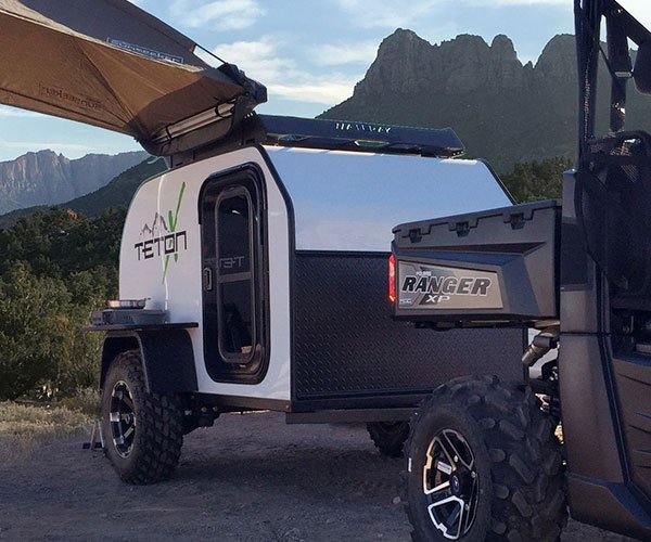 TetonX Jake Ultralight Trailer