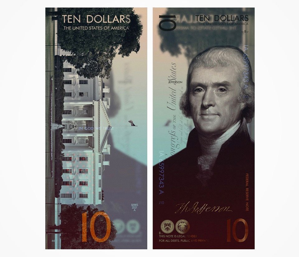 New US Dollar Concepts