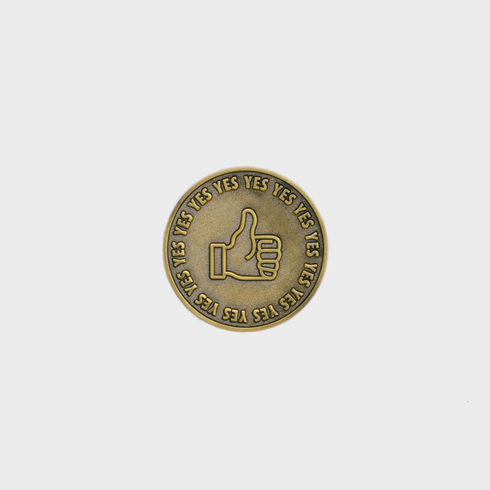 The Optimist Coin