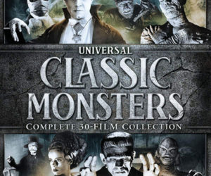 Universal Classic Monsters Blu-ray