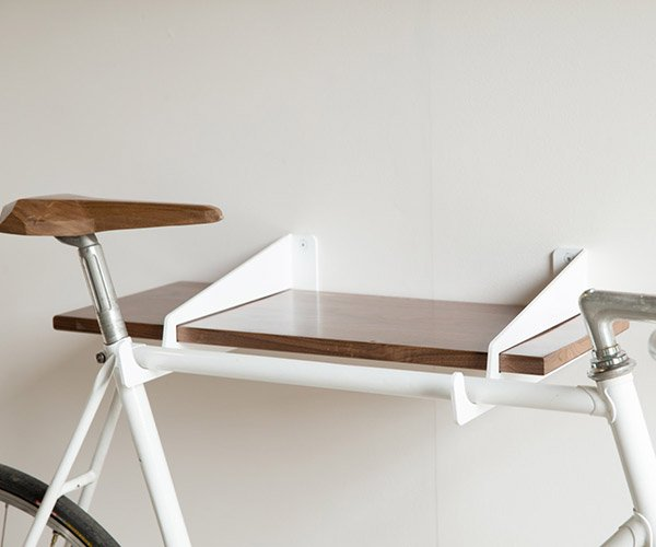 Velostirrups Bike Shelf
