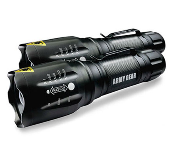 Deal: Viper Tactical Flashlights