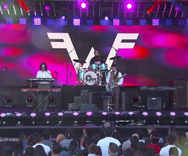Weezer: Africa (Live)
