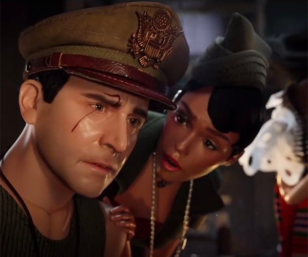 Welcome to Marwen (Trailer)