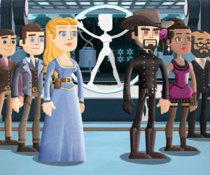 Westworld Mobile Game