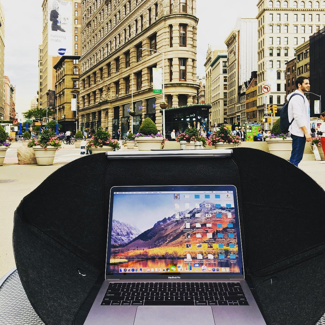 Alcove Mobile Workstation