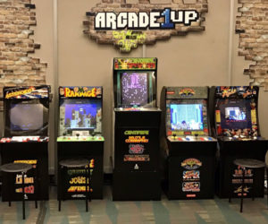 Arcade 1UP Cabinets