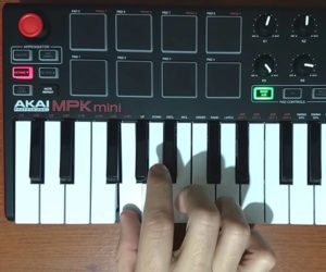 Around the World: MPK Cover