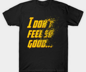 Bad Feeling T-Shirt