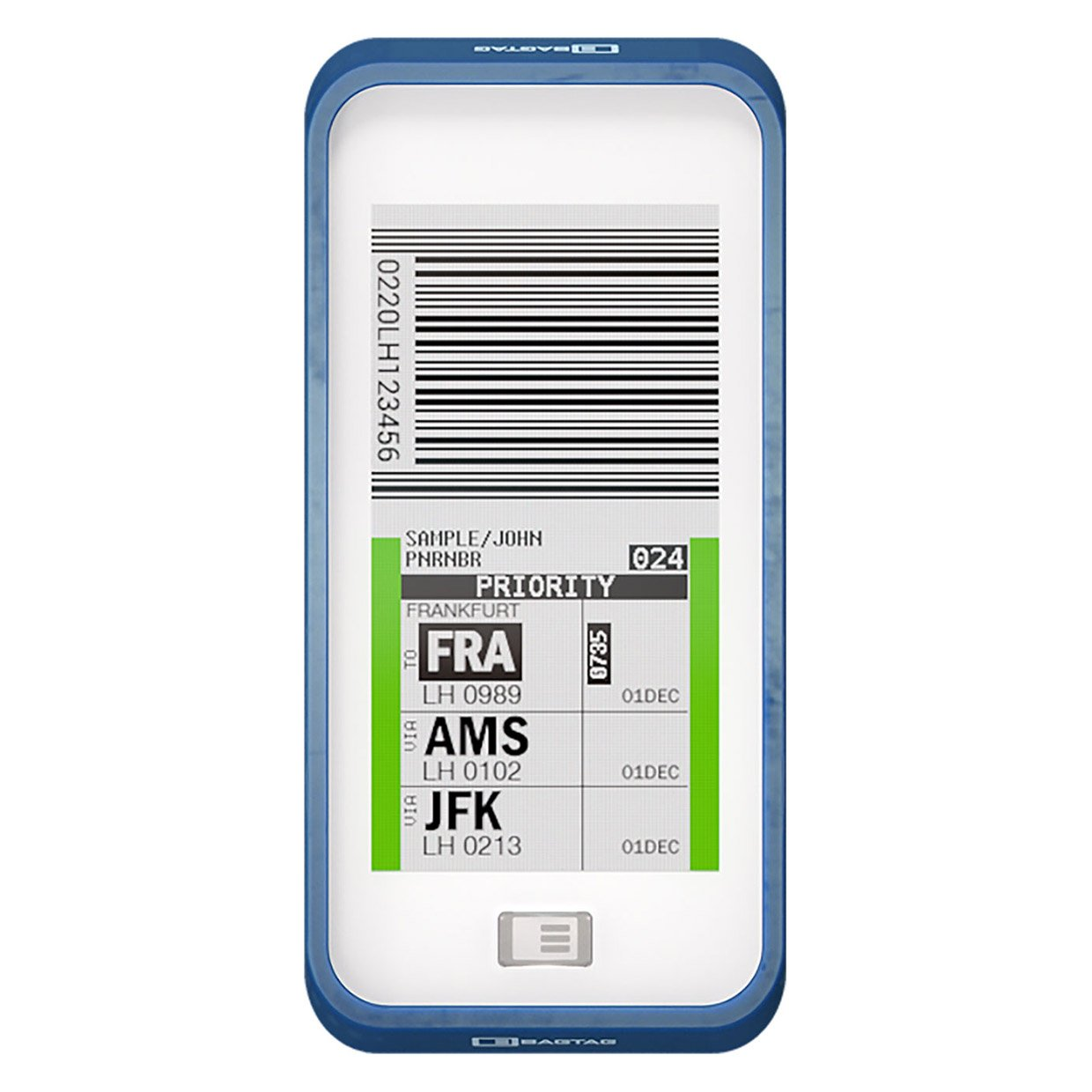 Bagtag Electronic Luggage Tag