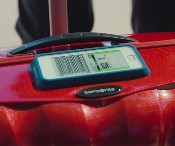 Bagtag Electronic Luggage Tag