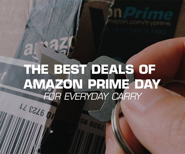 Best Amazon Prime Day Deals for EDC