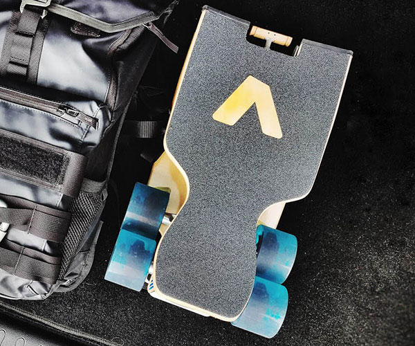BoardUp Foldable Longboard