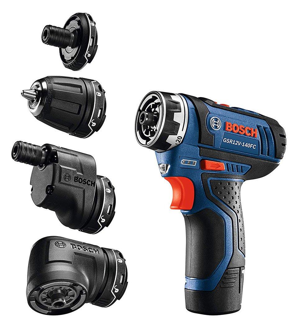 Bosch FlexiClick 5-in-1 Drill/Driver