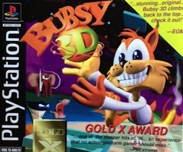 Dunkey: Bubsy 3D