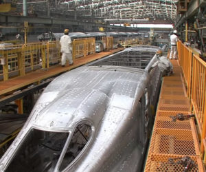 Making a Bullet Train