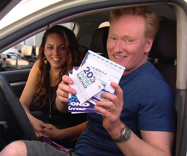 Buying a New Car with Conan