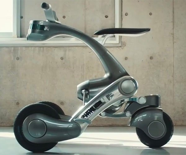 CanguRo Robot Scooter