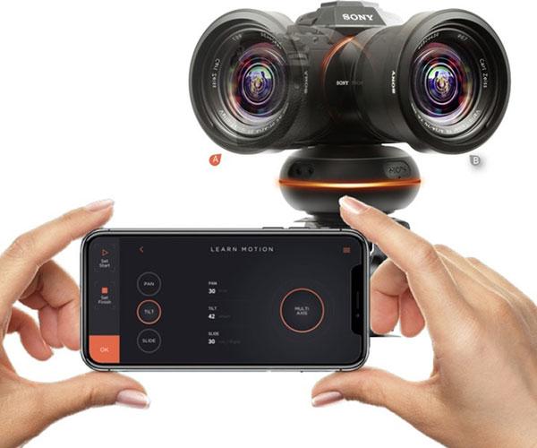 Capsule360 Camera Motion Control