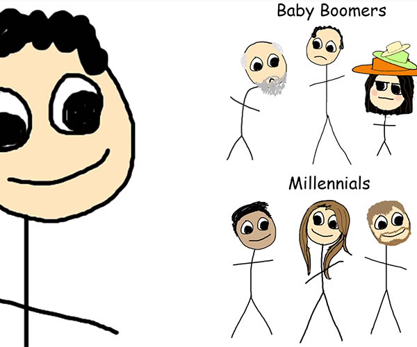 Millennials vs. Baby Boomers