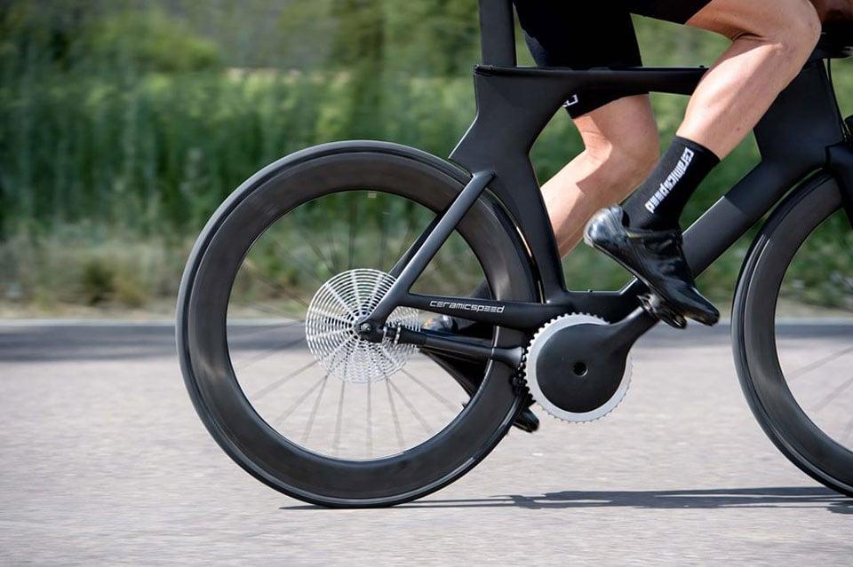 Chainless Bicycle Drivetrain