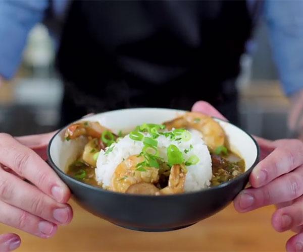 Cooking Forrest Gump's Shrimp Dishes