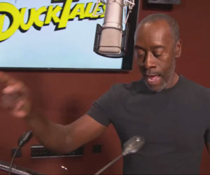 Don Cheadle IS Donald Duck