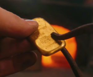 Can You Forge Solid Gold?