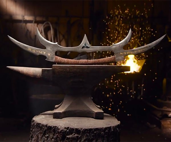 Forging Star Trek's Sword of Kahless