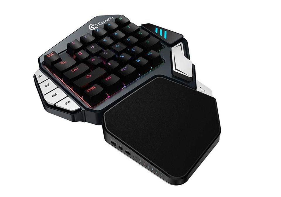 GameSir Z1 Mechanical Gaming Keypad