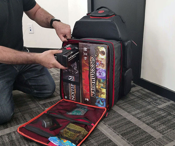 Geekon! Board Game Backpack