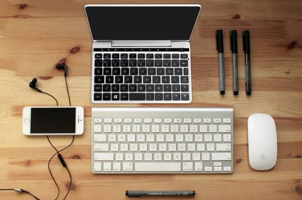 GPD Pocket 2 Mini Laptop