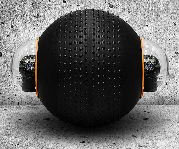 Guardbot Surveillance Robot