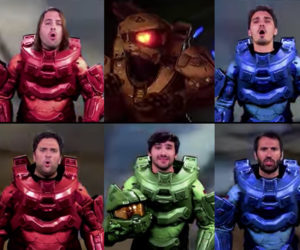 Halo A Capella