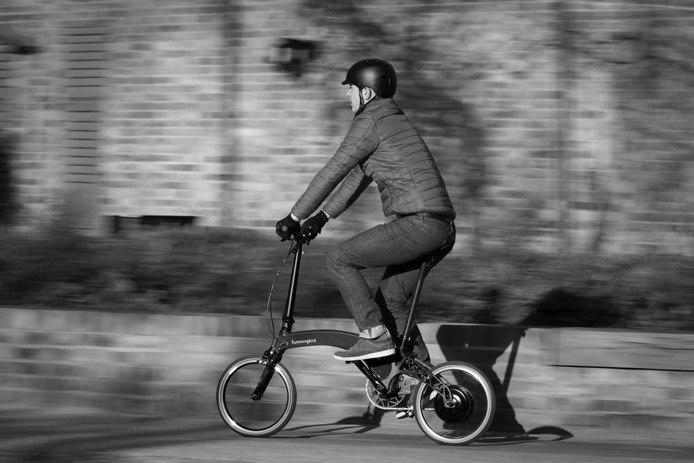 Hummingbird Folding E-Bike