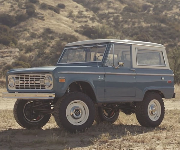 Icon Old School BR Bronco