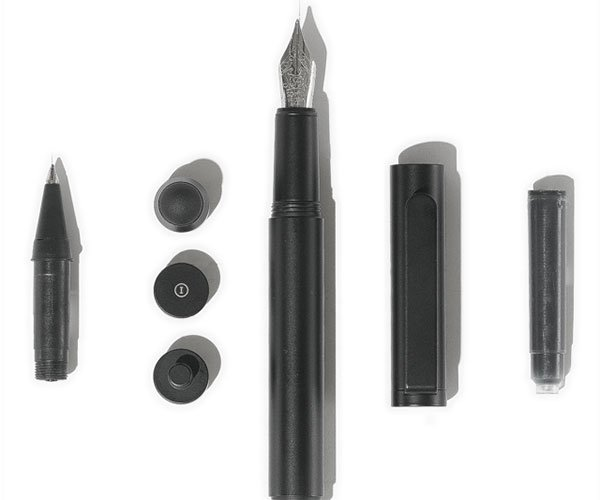 Inventery Pocket Fountain Pen