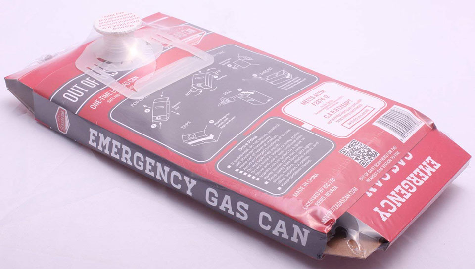 ItzaGasCan Emergency Gas Can