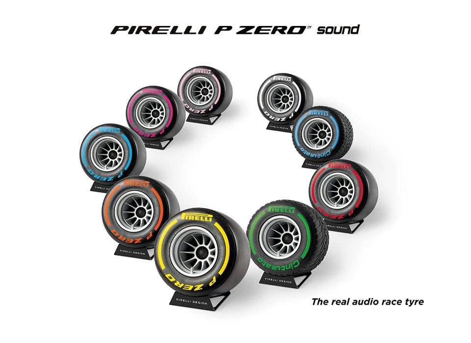 iXOOST Pirelli P Zero Sound