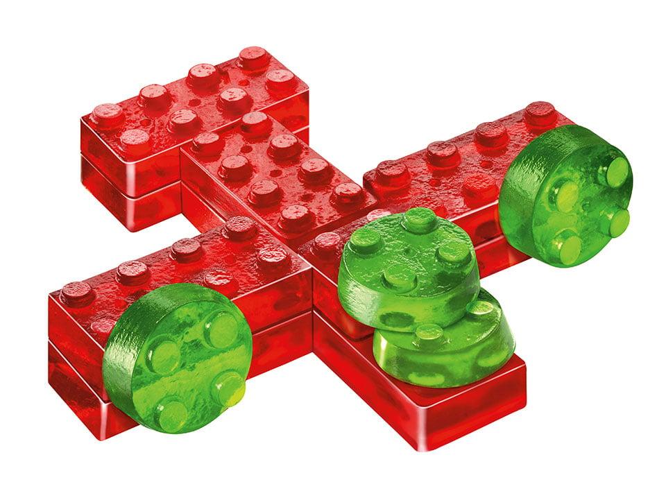 Jell-O Play Build + Eat Kits